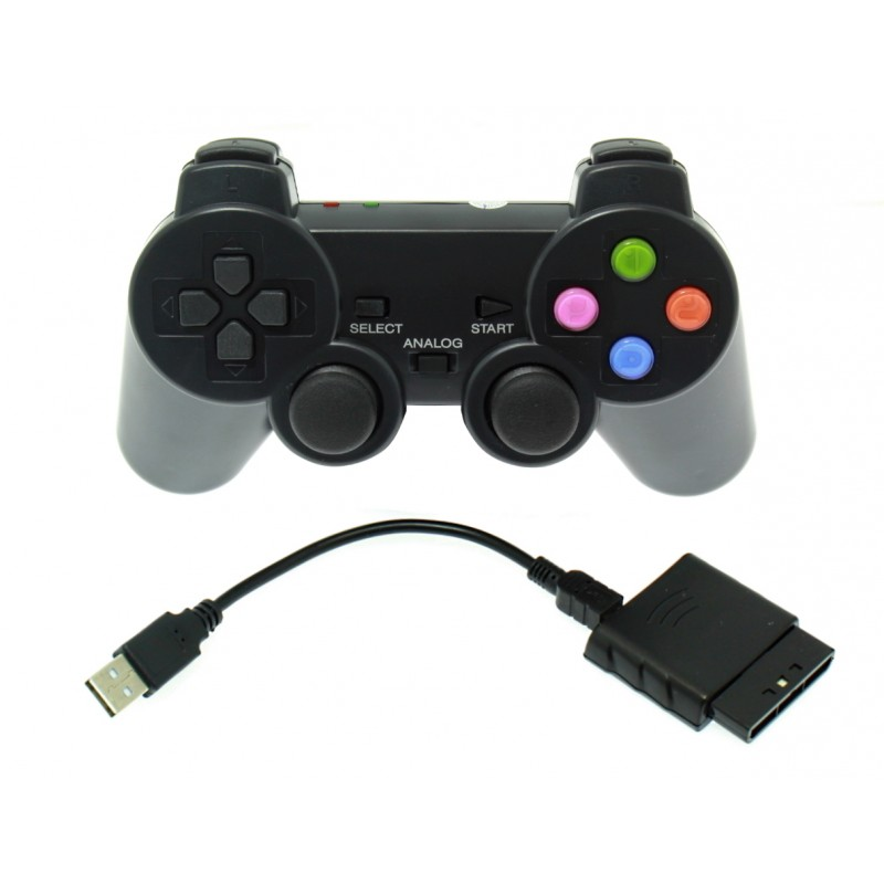 Χειριστήριο PC/PS2/PS3 360° DUALSHOCK II / III Controller OEM PlayStation ee1414