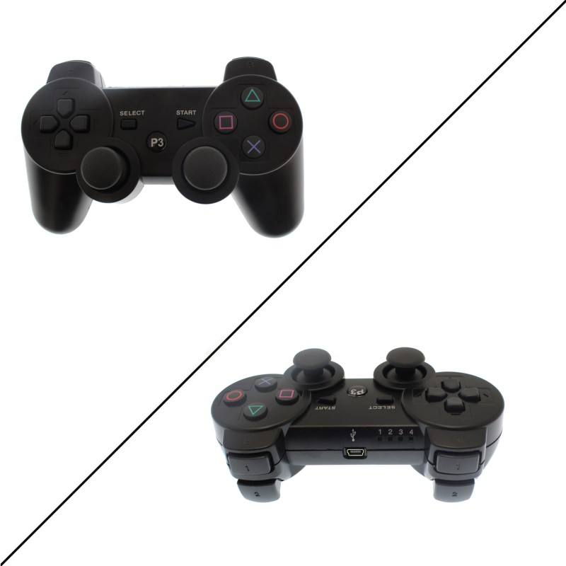 Ασύρματο χειριστήριο PS3 360° DUALSHOCK III OEM PlayStation ee2908