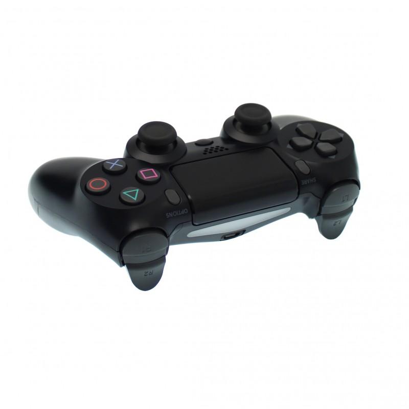 Ασύρματο χειριστήριο PS4 doubleshock 4 μαύρο OEM