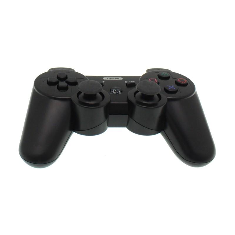 Ασύρματο χειριστήριο PS3 Mαύρο Gamesir Andowl ΟΕΜ