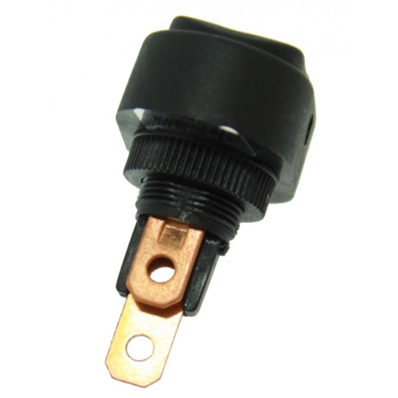 Αδιάβροχος διακόπτης On / Off LED 3pin 12V 30A κόκκινο OEM Διακόπτες ee4017