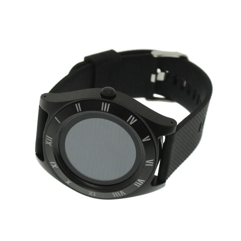 Smart Watch με κάμερα μαύρο Μ11 ΟΕΜ