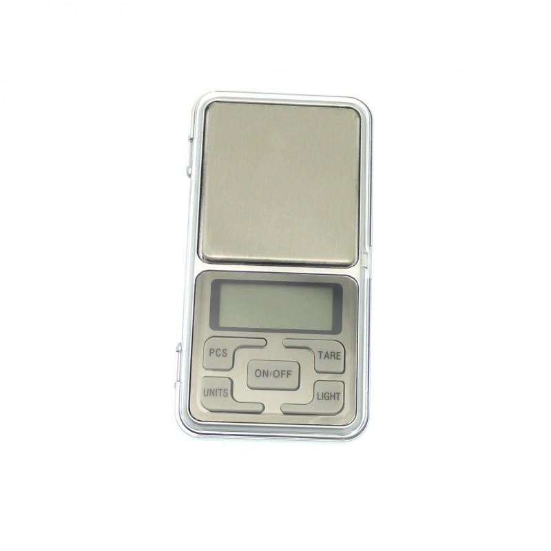 Ηλεκτρονική ζυγαριά ακριβείας 0.01gr - 200gr τσέπης MH-200