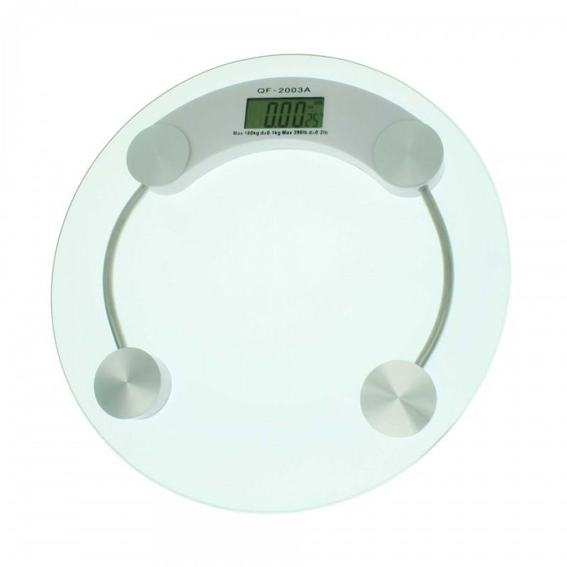 Ηλεκτρονική ζυγαριά μπάνιου 100gr - 180kg OEM