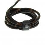 Kαλώδιο USB Lightning 5A γρήγορης φόρτισης και μεταφοράς δεδομένων 1m καφέ JSS-100 OEM