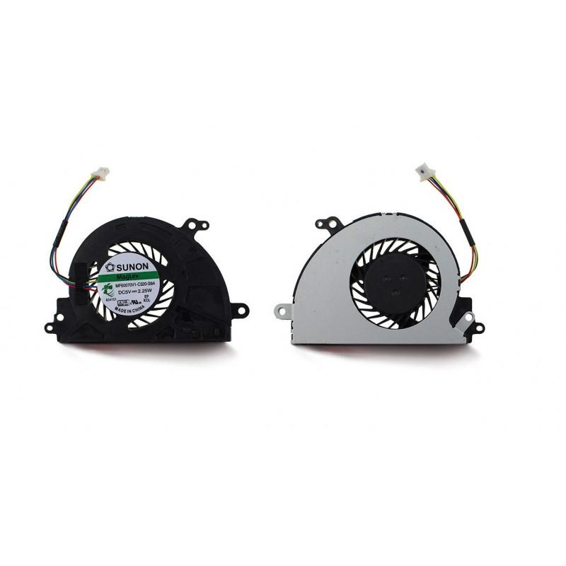 Ανεμιστηράκι/cpu fan για Asus X453 X453M x403M X553M X553MA K553MA F553M D553M MF60070V1-C320-S9A 4PIN Sunon Για Asus ee1612