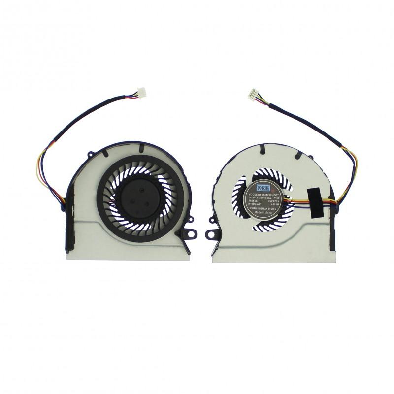 Ανεμιστηράκι CPU Lenovo Z480 Z485 Z580 Z585 EG60070V1-C040-S99 4 PINS OEM