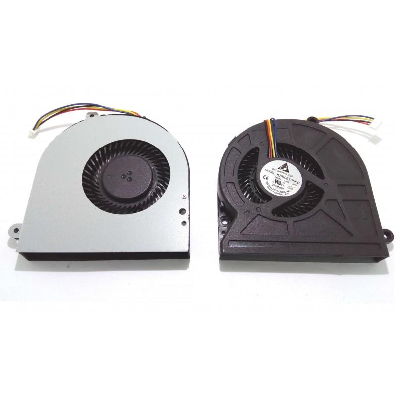 Ανεμιστηράκι/cpu fan για Toshiba Satellite L650 L650D L655 L655D L750 L750D L755 L755D 6033b0022802-a01 Ksb06105hb-ag1s 4PIN Delta Electronics Για Toshiba ee1883