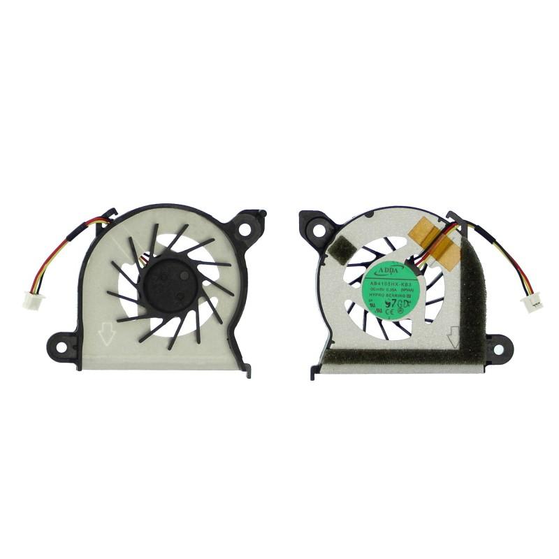 Ανεμιστηράκι CPU Toshiba NB300 NB305 3 PINS Adda