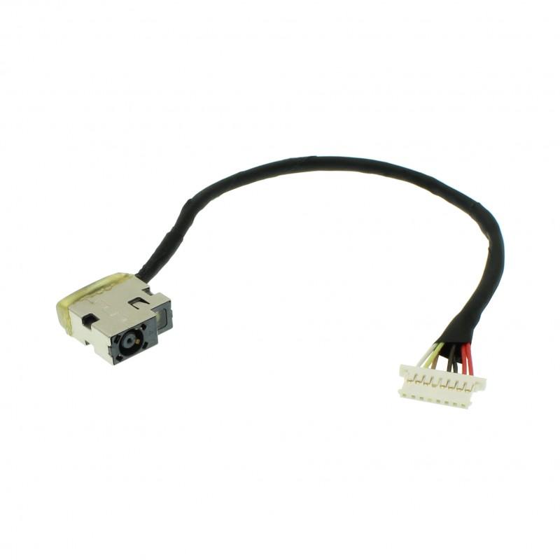DC Jack HP 250 255 G6 8 PINS OEM