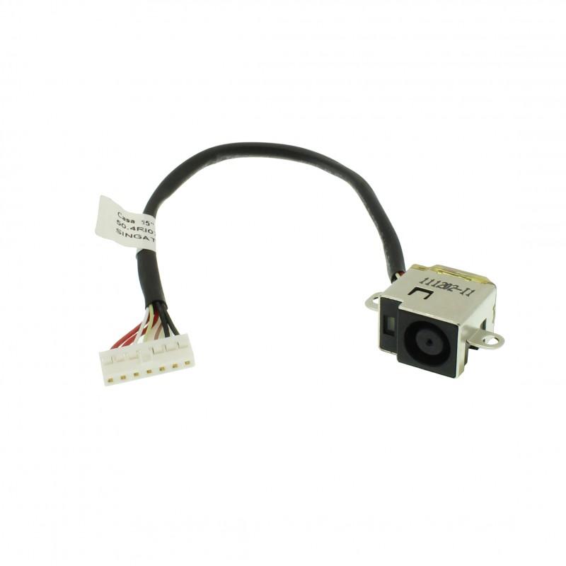 DC Jack HP DV6-6000 DV6T-6000 DV6-6110US DV7-6000 DV7T-6000 DV7-6191NR 7 PINS OEM