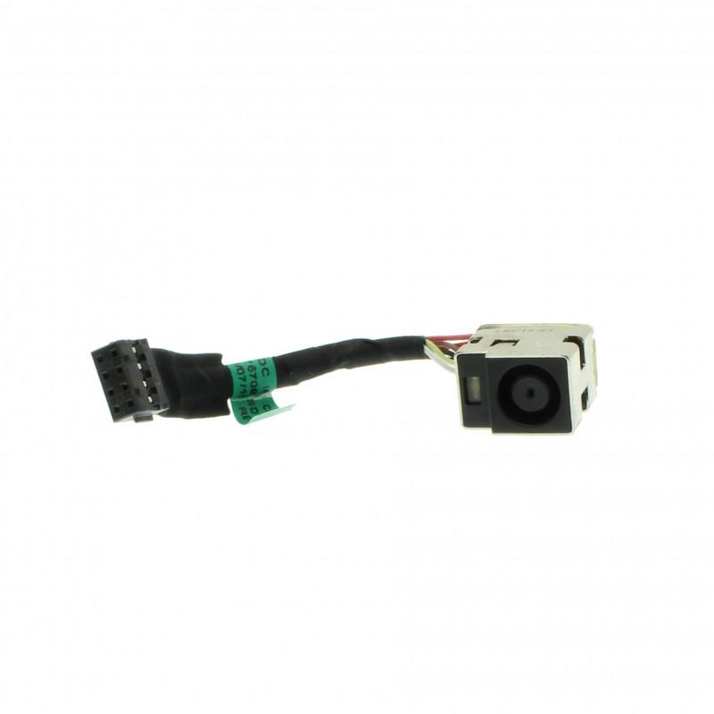 DC Jack HP G4-1000 G4-2000 676708SD1 8 PINS OEM