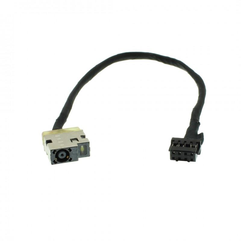 DC Jack HP Envy 15-J003CL M6 15-R105NV 15-R016SV8 PINS OEM