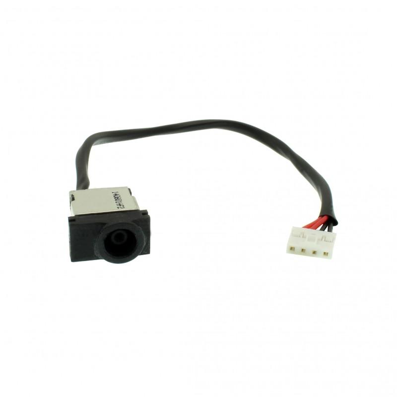DC Jack Samsung NP300E5E NP300E5E-A02 NP300E5E-A02US 4 PINS OEM