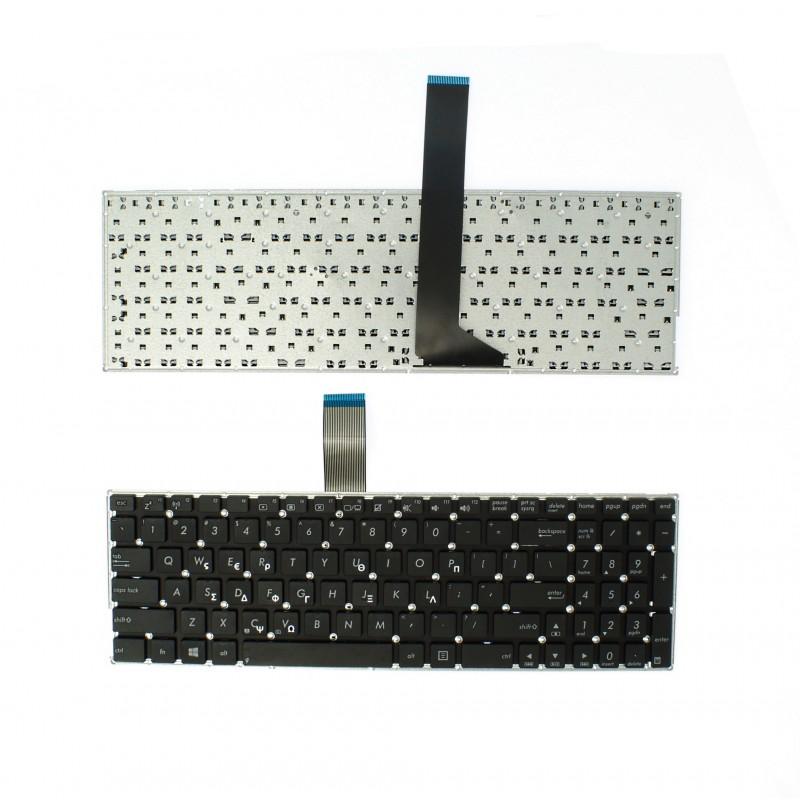 Ελληνικό πληκτρολόγιο για Asus X550 X550C X501 X501A X501U X501EI X501XE X501XI X550CC X550VB X550V X550VC F501 F501A OEM Για Asus ee3405
