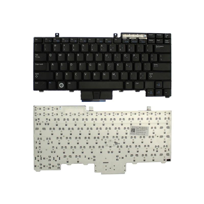 Πληκτρολόγιο Dell Latitude E6410 E6400 E5510 E5400 E6500 E6510 E5500 US μαύρο OEM