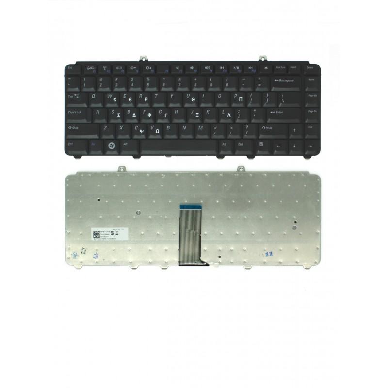 Ελληνικό πληκτρολόγιο για Dell Vostro Inspiron 1545 PP41L1400 1500 JM629 OEM