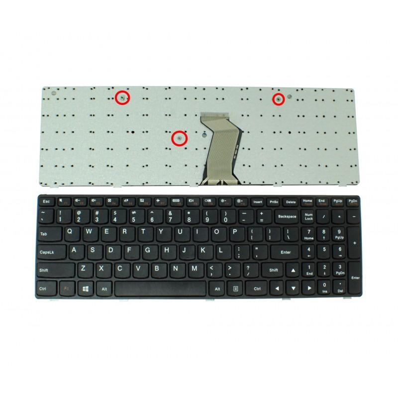 Πληκτρολόγιο για IBM Lenovo IdeaPad G500 G505 G510 G700 G700A G710 G710A US OEM Για Lenovo ee2490