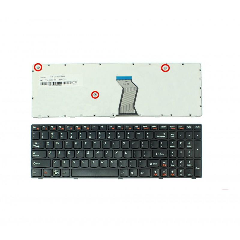 Πληκτρολόγιο για IBM Lenovo B570 B575 Z570 7542 OEM Για Lenovo ee2493