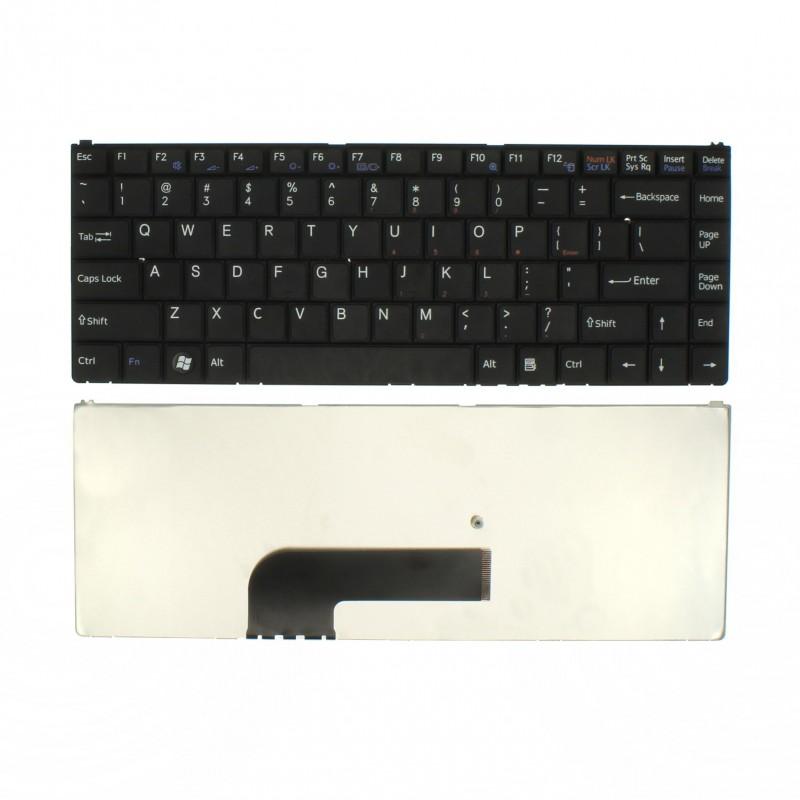 Πληκτρολόγιο Sony Vaio PCG-7X1L PCG-7X2L PCG-7Y1L VGN-N VGN-N100 US μαύρο OEM