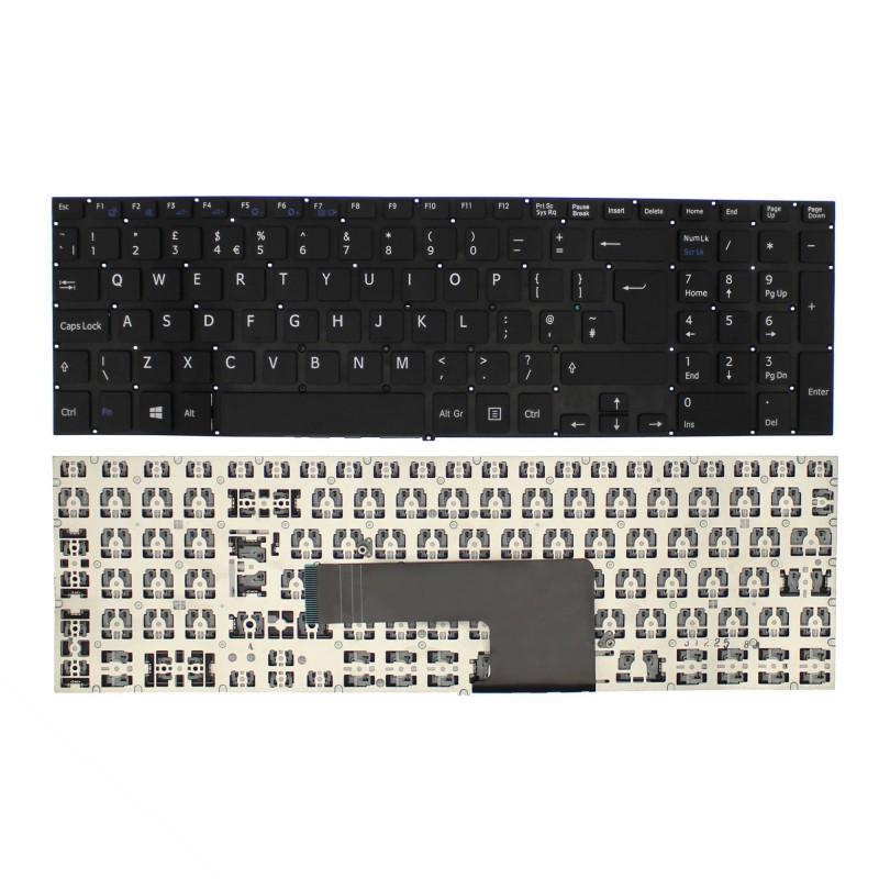 Πληκτρολόγιο Sony Vaio SVF152C29M SVF15NE2E SVF152A29M SVF15A1M2ES US μαύρο OEM