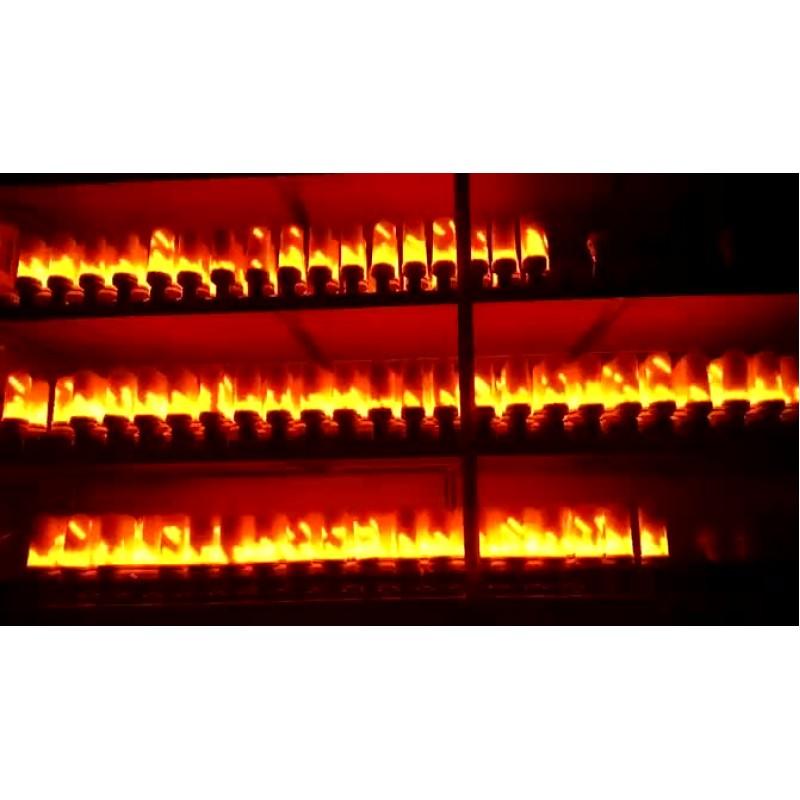 Διακοσμητική λάμπα LED με εφέ φλόγας 5W E27 220V OEM
