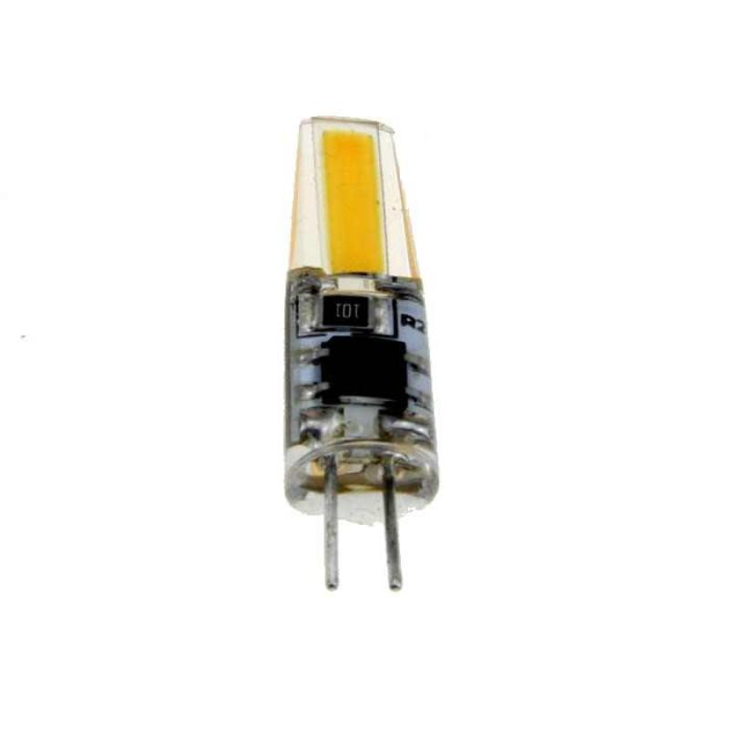 G4 3W 220V LED σιλικόνης COB cool white 300 lumens OEM 220v ee1903