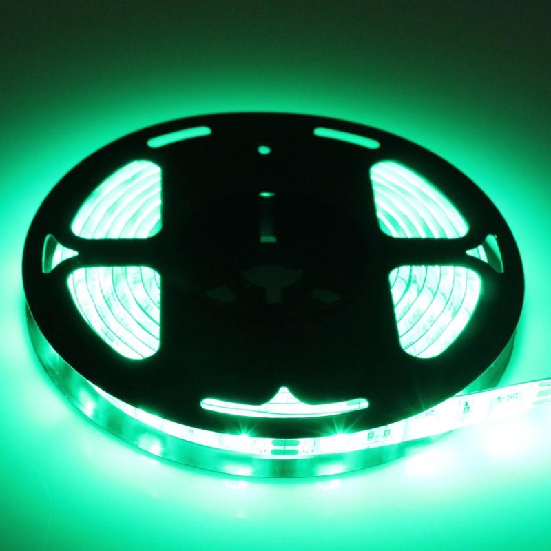LED ταινία-strip USB 2m RGB αδιάβροχη σιλικόνης με ταινία διπλής όψεως OEM PC led ee2959