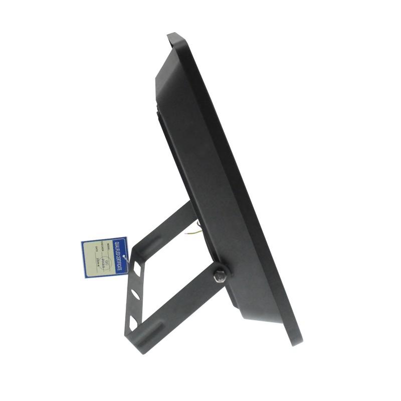 LED προβολέας super slim αδιάβροχος 100W IP66 240 SMD 9.000LM 220V λευκό ψυχρό OEM