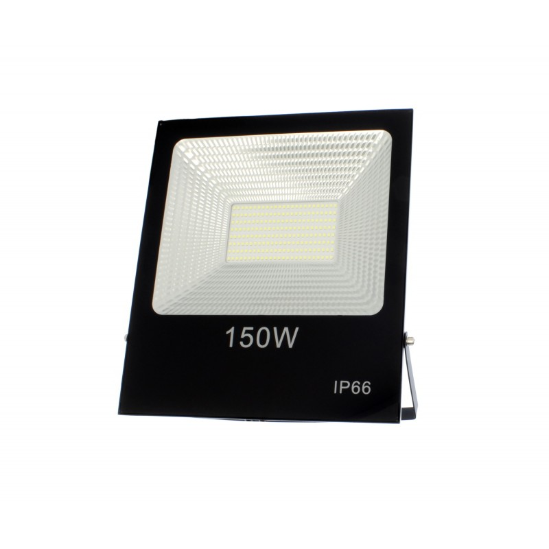 LED αδιάβροχος προβολέας 150W 220V 200 SMD 13000LM 6500K IP66 OEM