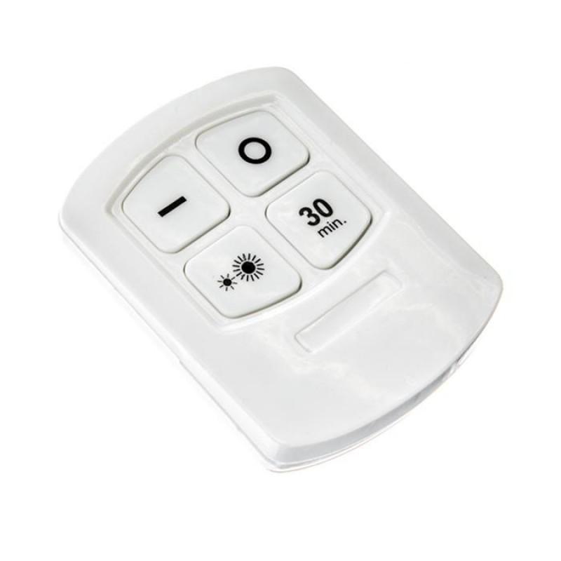 LED Σποτάκι COB με τηλεχειριστήριο και δυνατότητα αυξομείωσης έντασης φωτισμού 1τεμ OEM Spot ee3230
