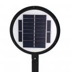 LED Ηλιακό φωτιστικό εξωτερικού χώρου με 70 x 2835 SMD, ηλιακό panel, τηλεχειριστήριο και αισθητήρα κίνησης IP65 3.7V 450LM Ψυχρό λευκό LQ-GY039 ΟΕΜ
