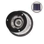 LED Ηλιακό φωτιστικό δαπέδου εξωτερικού χώρου 5.5W 6V με ηλιακό panel, τηλεχειριστήριο και 3 διαφορετικούς φωτισμούς TY-CR-ZTD20-1004 RIXME